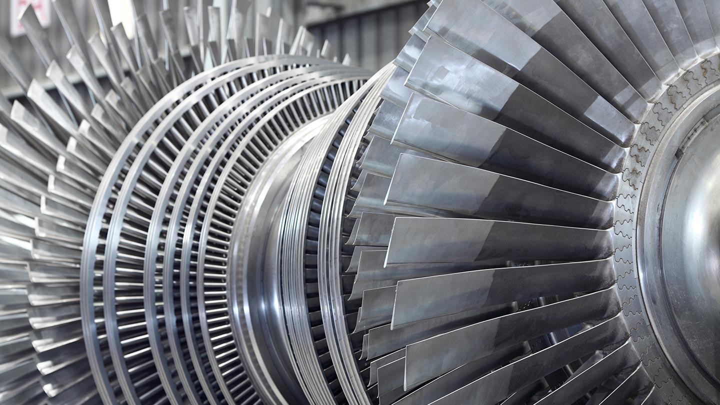 Turbine for power generation