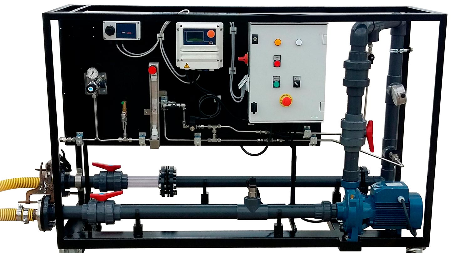 Halia® QM pH neutralisation system with carbon dioxide